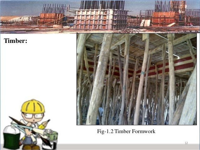 Chapter 5 formwork