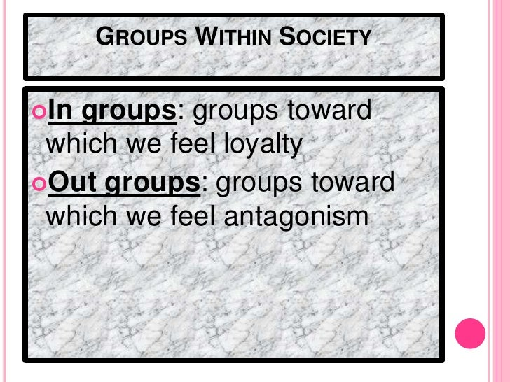 "sociology chapter 6 societies to social networks An introduction to sociology chapter 2 sociological research chapter 3 culture chapter 4 society and social interaction chapter 5 socialization chapter 6 groups and organizations  durkheim called these elements of society ""social facts"" by this, he meant that social forces were to be considered real and existed outside the individual."
