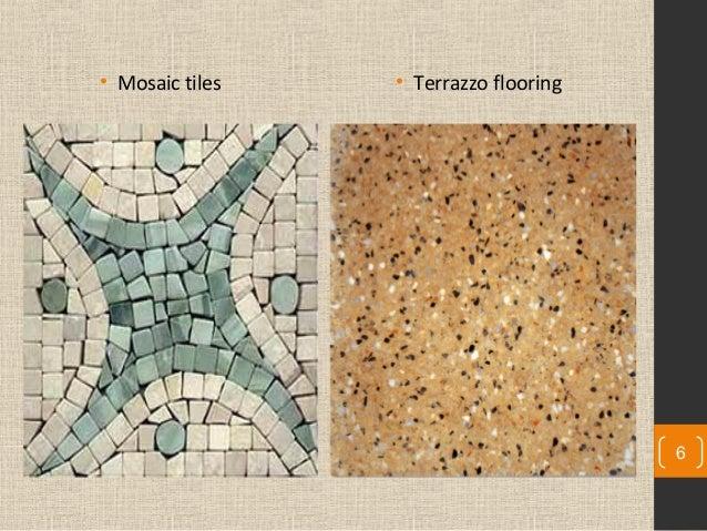 Chapter 8 Floorings
