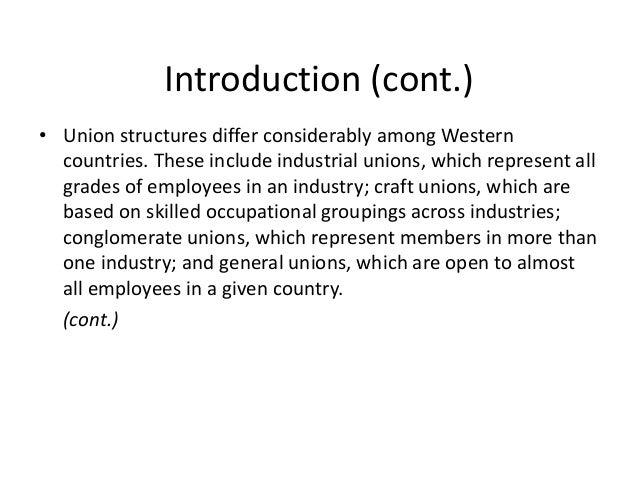 Chapter 8 International Industrial Relations Iir