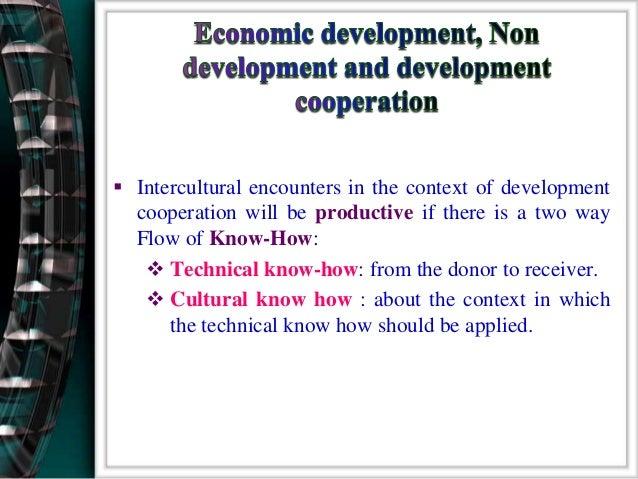 Intercultural encounter