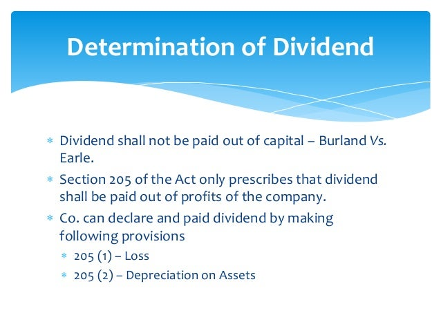 determinants of divident policy of corporate enterprises Determination of dividend policy: the this paper tend to examine determination of dividend policy analyzed the determinants of the corporate dividend policy.