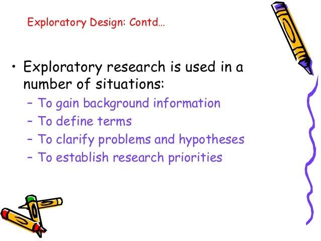 Exploratory Case Study - SAGE Research Methods