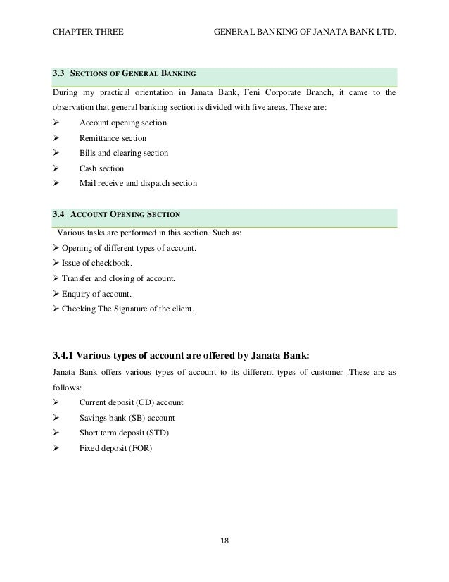 internship report on general banking activities of national bank limited