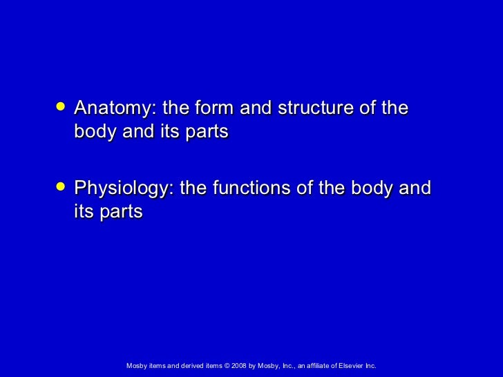 anatomy and physicology chapter 1 Anatomy and physiology anatomy is the study of body structure science of structure physiology is the science of body functions science of body functions 4 this structure is the liver, which has the function of filtering blood and producing bile.