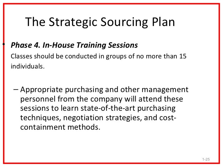 a research on strategic purchasing by a company Developing a refined model for purchasing and supply system transformation: benefiting from organizational change theories in purchasing development models.