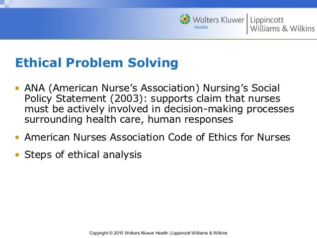 Line Drawing Technique Ethics : Critical thinking ethical decision making and the nursing