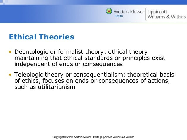 Critical thinking ethical theories explained
