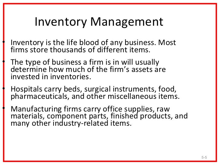 review of literature in inventory management A literature review on models of inventory management under uncertainty  the earliest scientific inventory management researches date back to the second decade of the past century, but the.