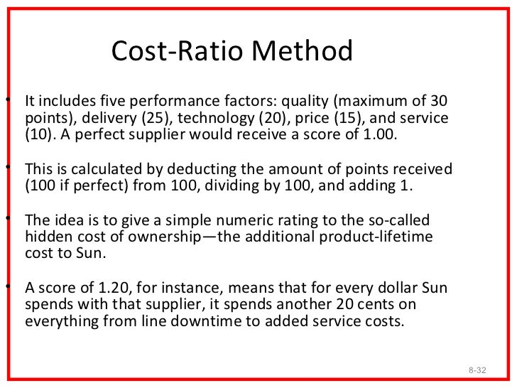 Linear Averaging• The linear averaging method is probably the most  commonly used evaluation method.• Specific quantitativ...