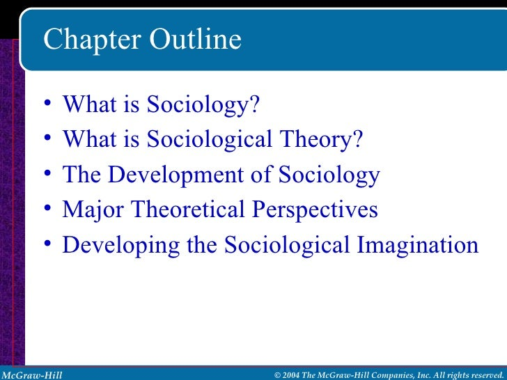 Examples of Sociological Imagination