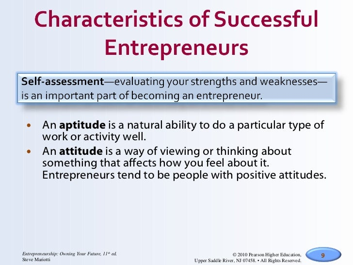<ul><li>An  aptitude  is a natural ability to do a particular type of work or activity well. </li></ul><ul><li>An  attitud...