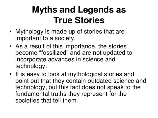Why Mythology Is Still Important Today