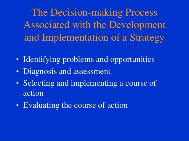 role of research in decision making
