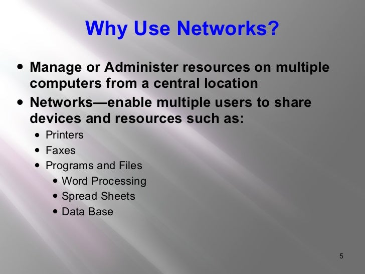 intro to networking itt chapter 5 First formal introduction to the world of computer networking chapter 1: introduction to networking 5 retailer1 customer at home web browser the internet.