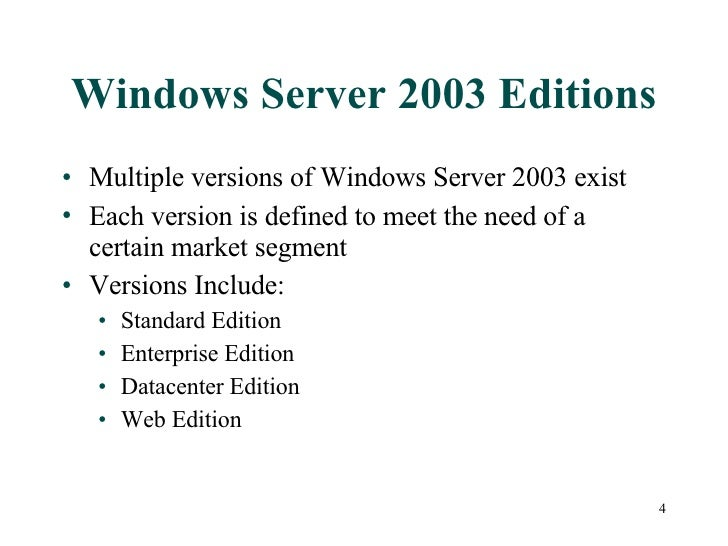 Upgrade or Clean Install? Migrating to Windows Server 2008 - Page 2