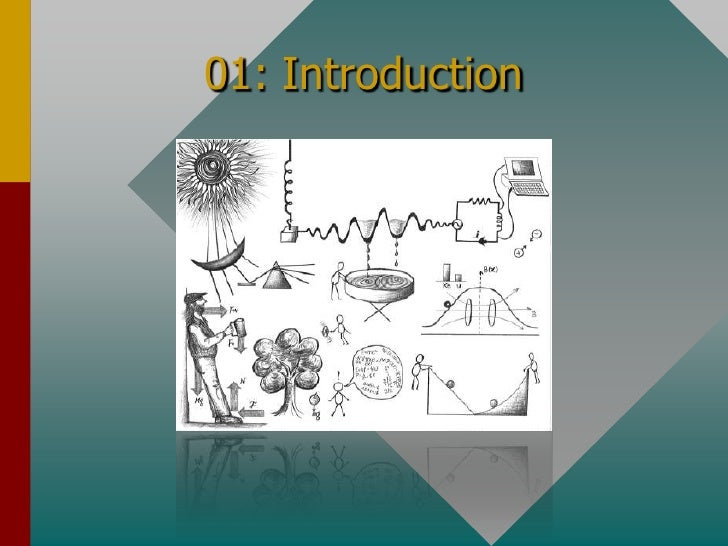 01: Introduction<br />