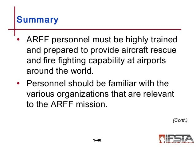 Aircraft Rescue And Firefighting 5th Edition Pdf
