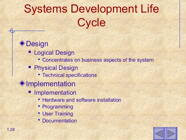 environments in system development life cycle