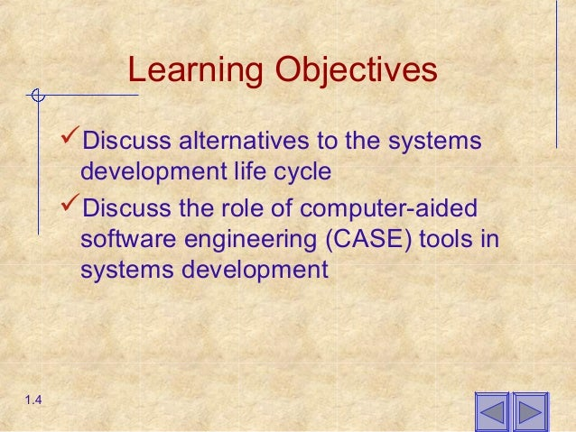 five phases of the system development life cycle