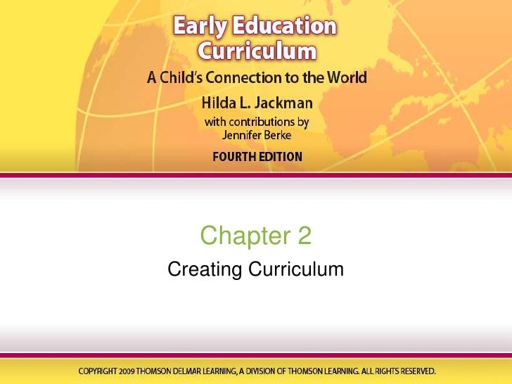 Chapter 2<br />Creating Curriculum<br />