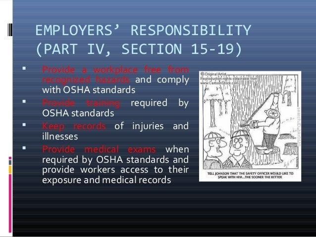 Chapter 02- OSHA Legition