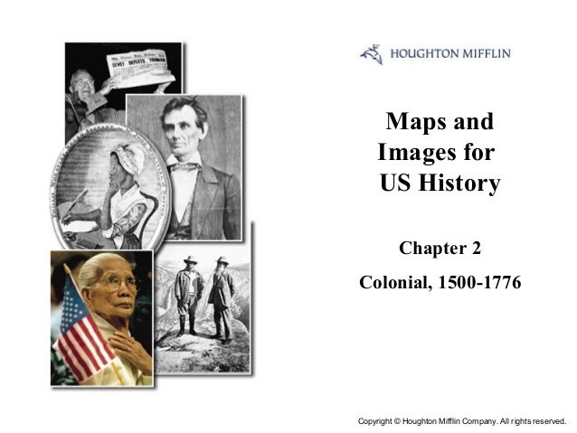 Cover Slide                    Maps and                   Images for                   US History                         ...