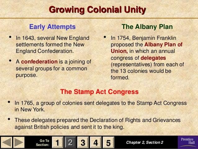 Colonies Essays