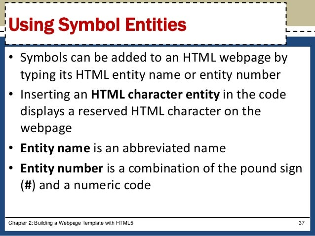 Html And Css Chapter 02