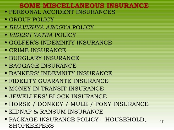 practice of general insurance pdf