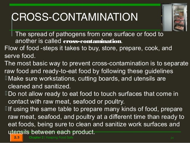 haccp guidelines safe preation food