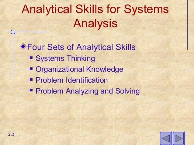system analyst skills and knowledge Data security analyst information system security analyst  soft skills like writing, teaching and public speaking are equally important as part of your job, you .