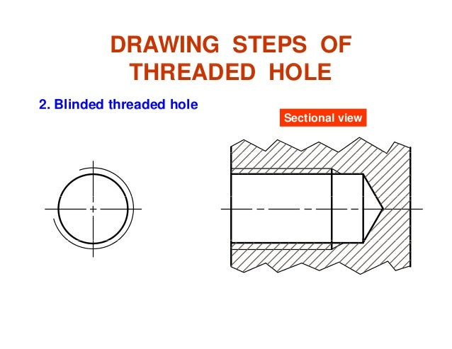 Image result for sectioning threads