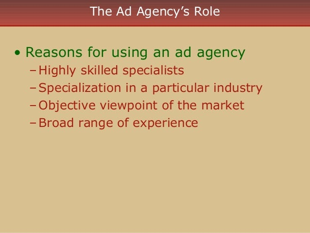 pros and cons of using in house advertising agency Check our list of pros and cons about using a letting agent  advantages and disadvantages of using letting agents  marketing and advertising.