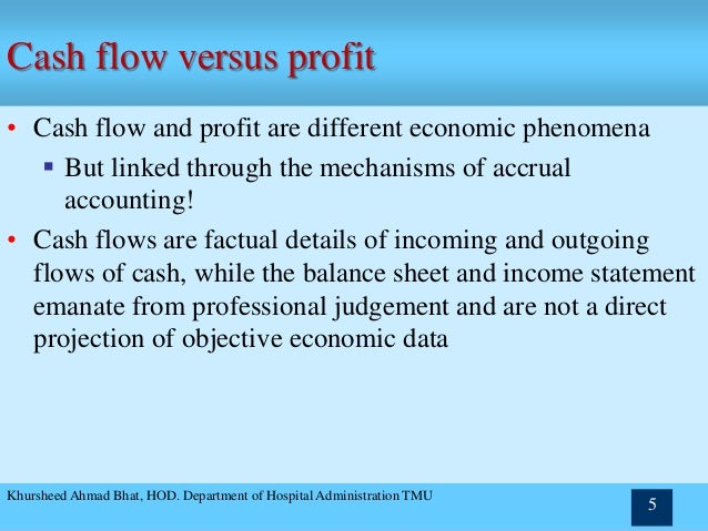 chapter 03 cash flow management