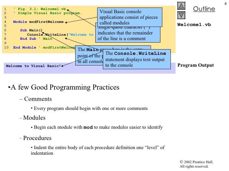 Visual Basic Rule Of 72 Program Manual