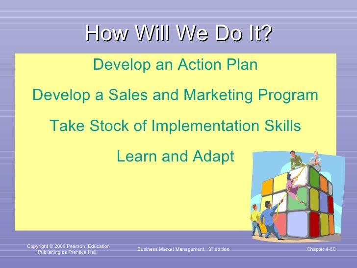 How Will We Do It? <ul><li>Develop an Action Plan </li></ul><ul><li>Develop a Sales and Marketing Program </li></ul><ul><l...
