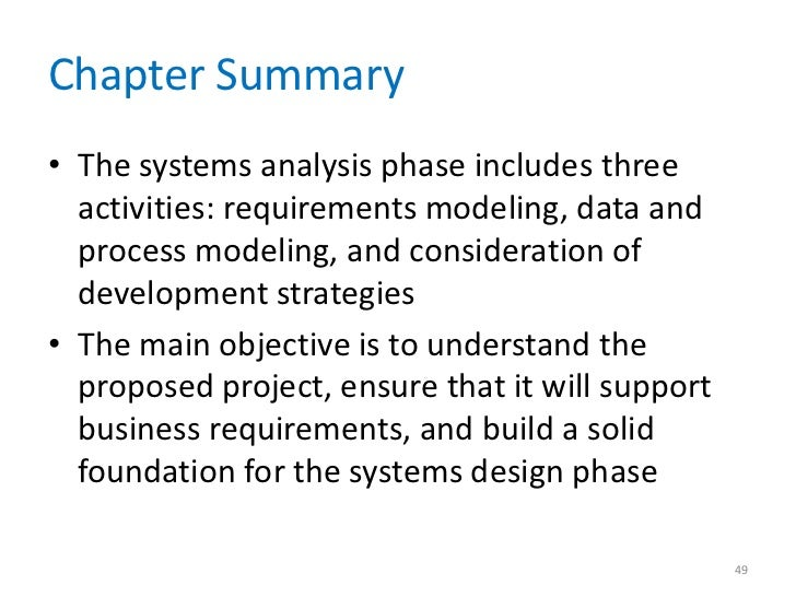 Requirements Modeling Chapter 04