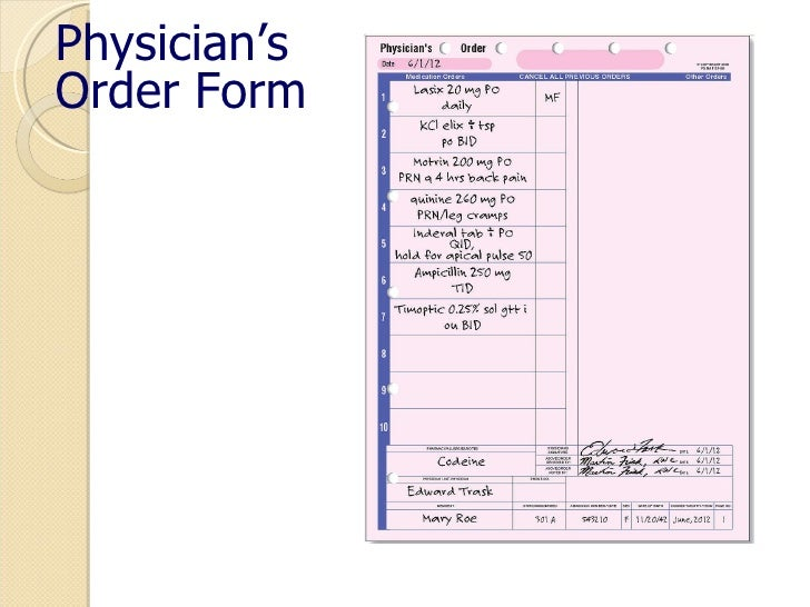 physician order form - nomadconvoy.co