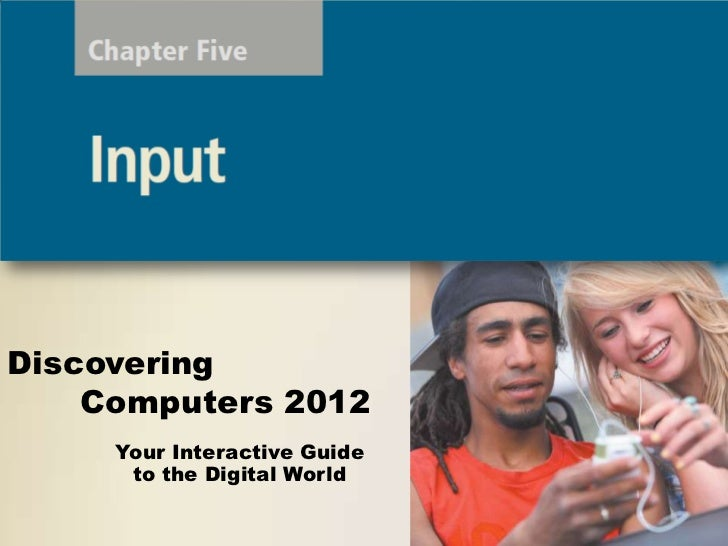 Discovering Computers Chapter 05
