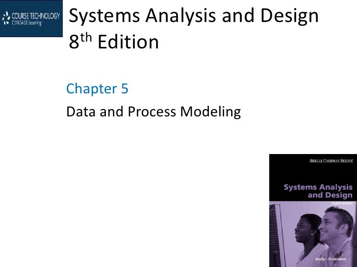 Systems Analysis and Design8th EditionChapter 5Data and Process Modeling