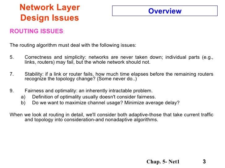 Network Layer Slide 3