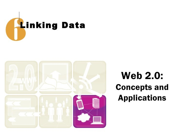 6Linking Data                Web 2.0:               Concepts and               Applications