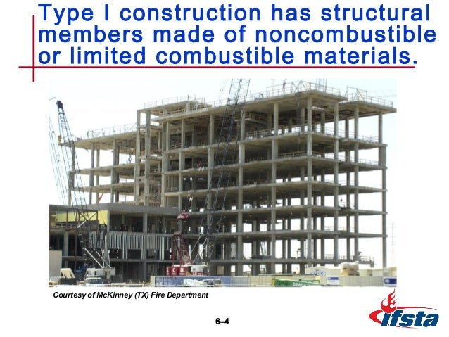 Building construction for Building construction types for insurance