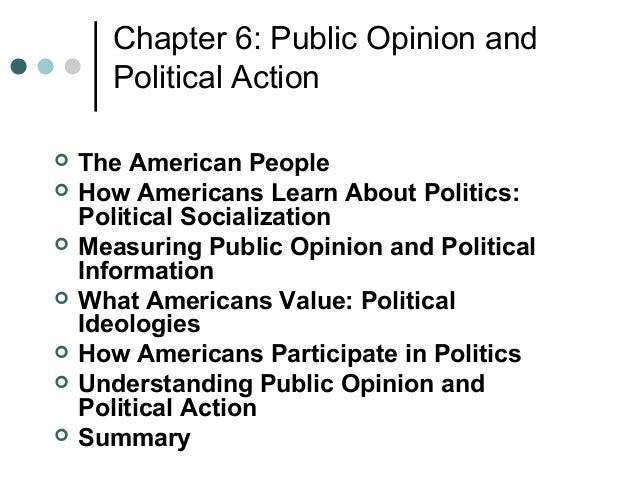 Political participation essay