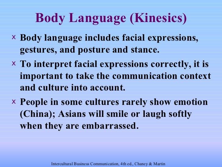 essay on body language and communication