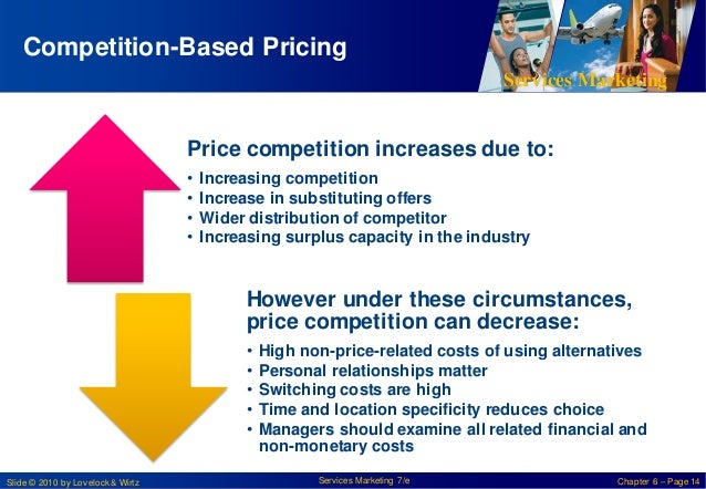Chapter 06 setting prices and implementing revenue management
