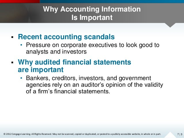 Chapter 07 using accounting information