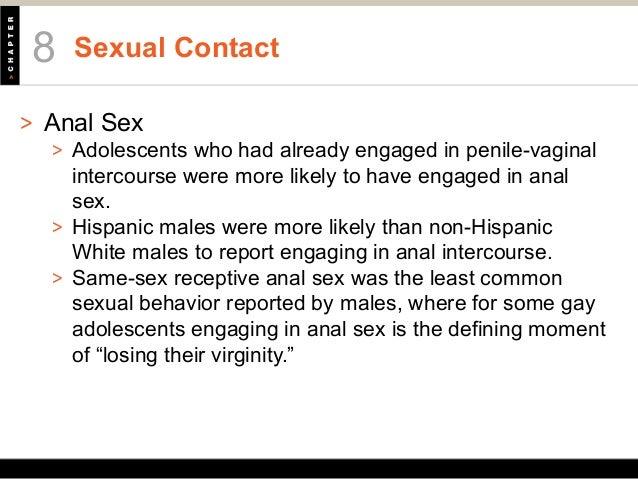 Anal Sex Is Meet For Women