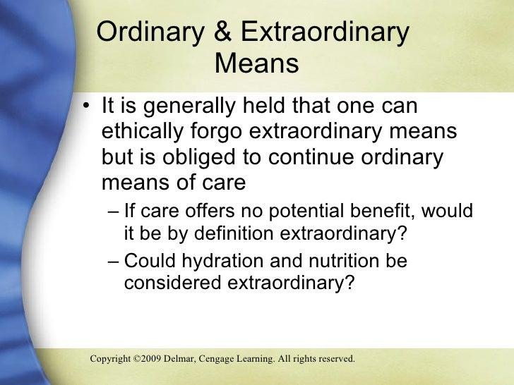 ... 13. Ordinary U0026amp; Extraordinary ...